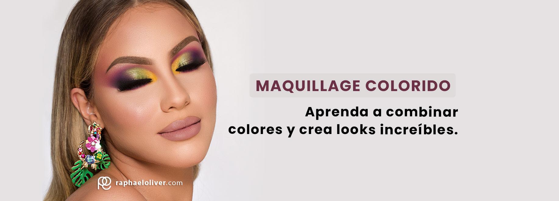 Maquillaje Colorido: Aprende A Combinar Colores Y Crear Looks Increíbles.