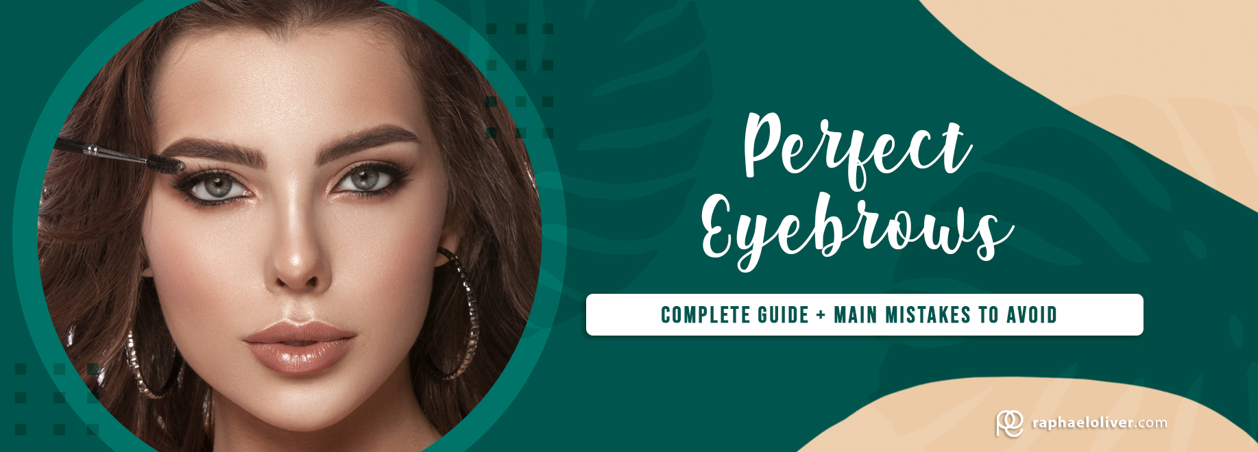 How to make perfect eyebrows with makeup + main mistakes to avoid
