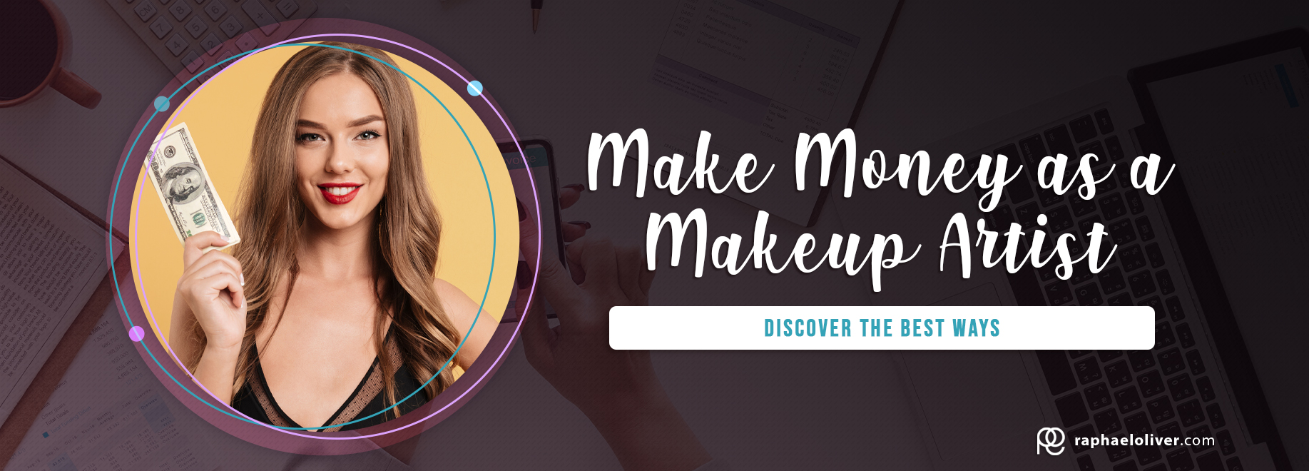 Discover the best ways to make money as a makeup artist and get unlimited profits on the internet