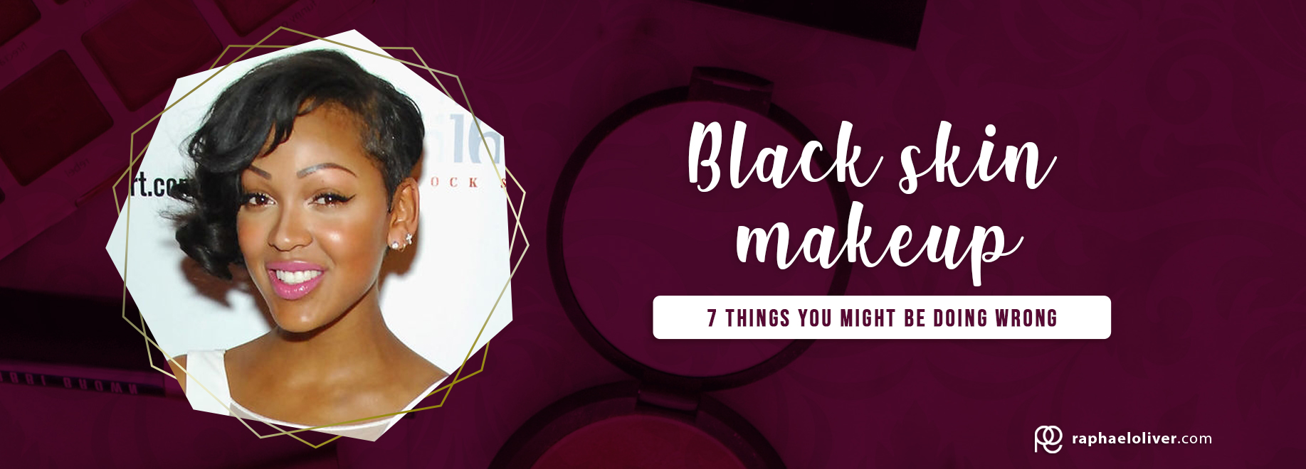 Black skin makeup: 7 things you might be doing wrong