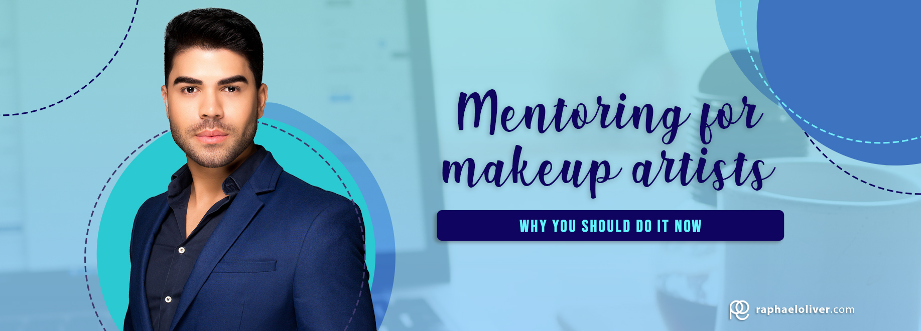 Mentoring for makeup artists: Why you should do it now